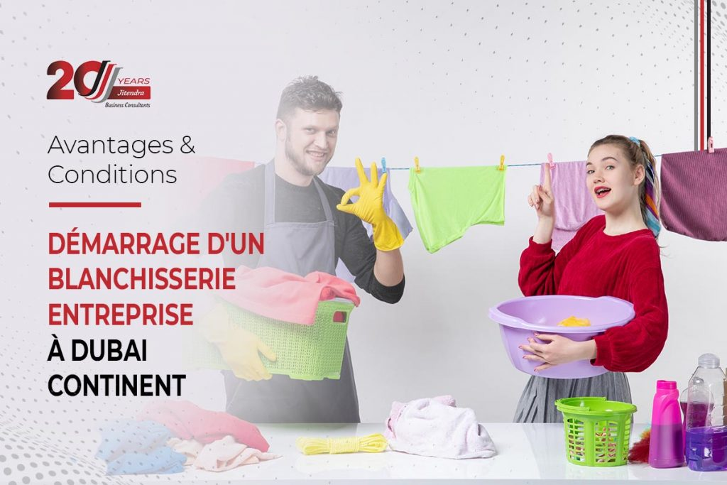 starting a laundry business in dubai mainland - French