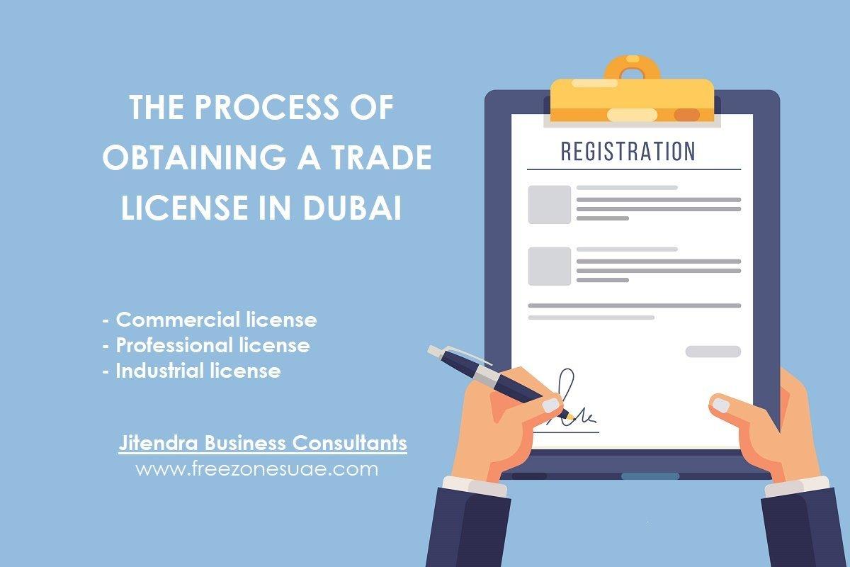 How to Obtain a Trade License in Dubai?