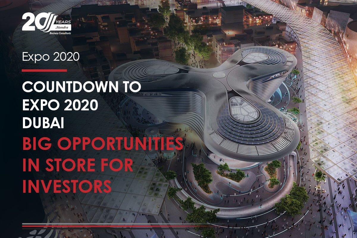 COUNTDOWN TO expo 2020