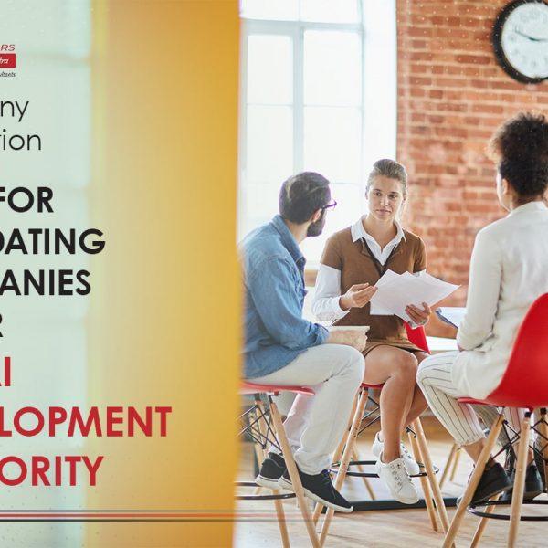 Steps for Liquidating Companies under Dubai Development Authority